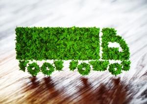 ecology logistics concept